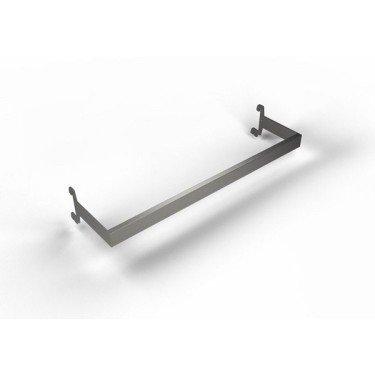Barre déportée L.63 cm , barre penderie , mobilier magasin, meuble pour commerce, equipement de magasin,
