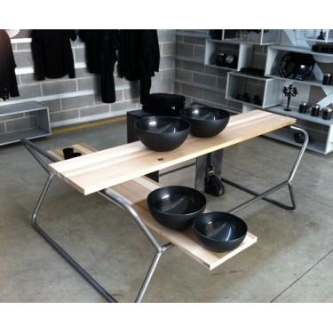 Table & Portant Design 1 // L.145 & L.160 cm