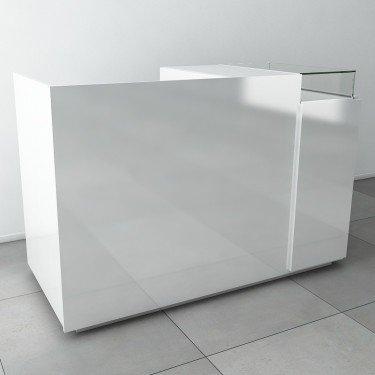 Comptoir magasin POINT L.160 cm Personnalisable