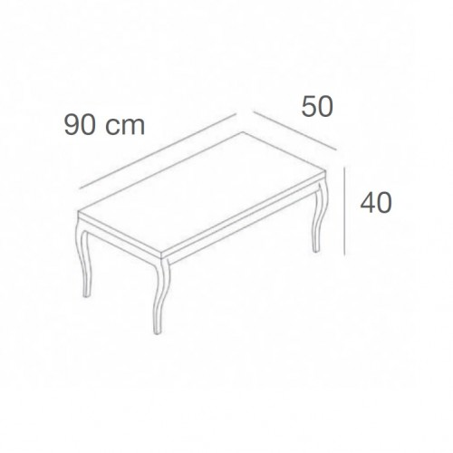 Table Gigogne L.100 x P.50, table pour agencement de magasin, table de pliage magasin, table de presentation magasin montpellier