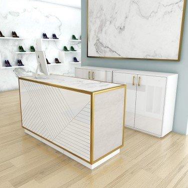une autre vision du comptoir magasin personnalisable design. Black Bedroom Furniture Sets. Home Design Ideas