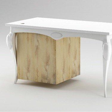 Table/ Bureau d'encaissement LUXIOLE avec & sans vitrine