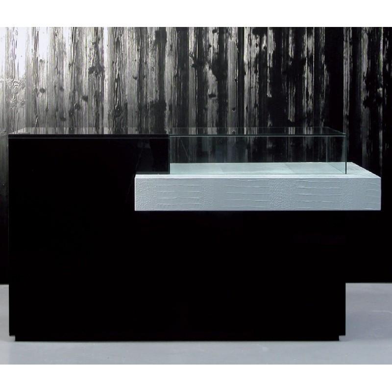 comptoir magasin caisse d 39 accueil capsule personnalible et design. Black Bedroom Furniture Sets. Home Design Ideas