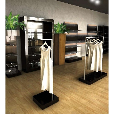 Agencement de magasin MINOTAURE, mobilier pour equipement de magasin, mobilier mural, meubles magasin pret à porter, concept sto