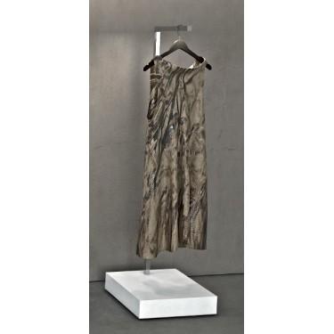 Portant Court Lumineux L.45 cm, portant pour magasin design et innovant, agencement de magasin montpellier, paris, bordeaux, equ