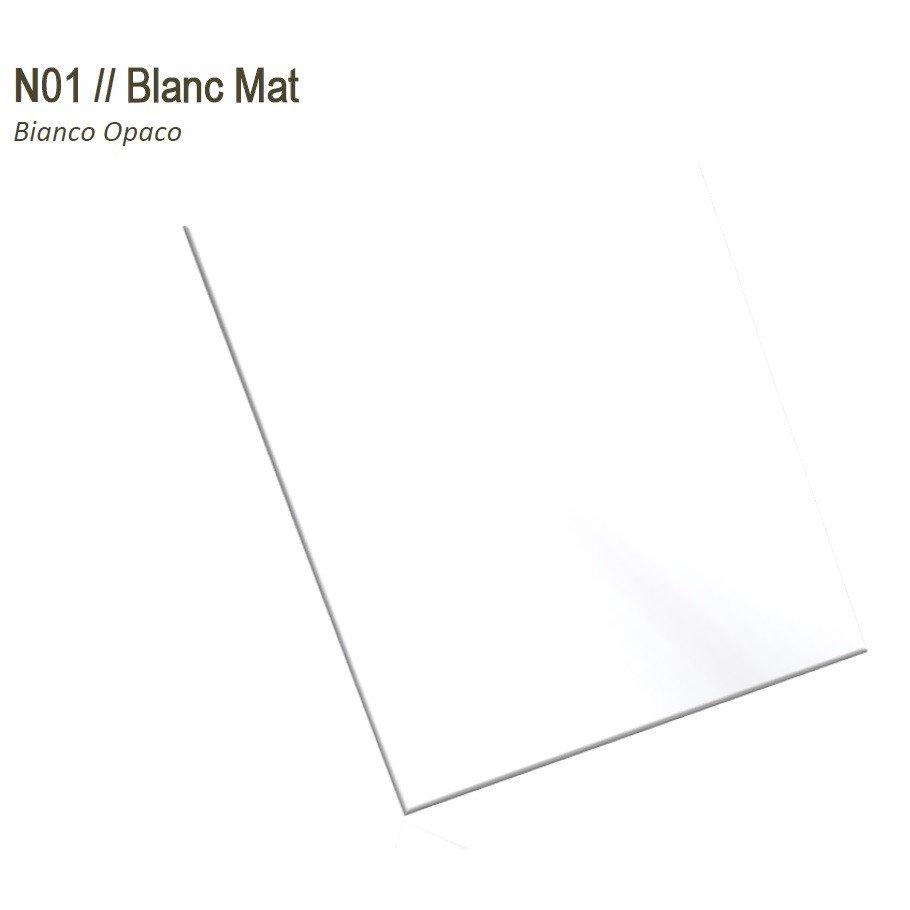 BLANC MAT (N01)