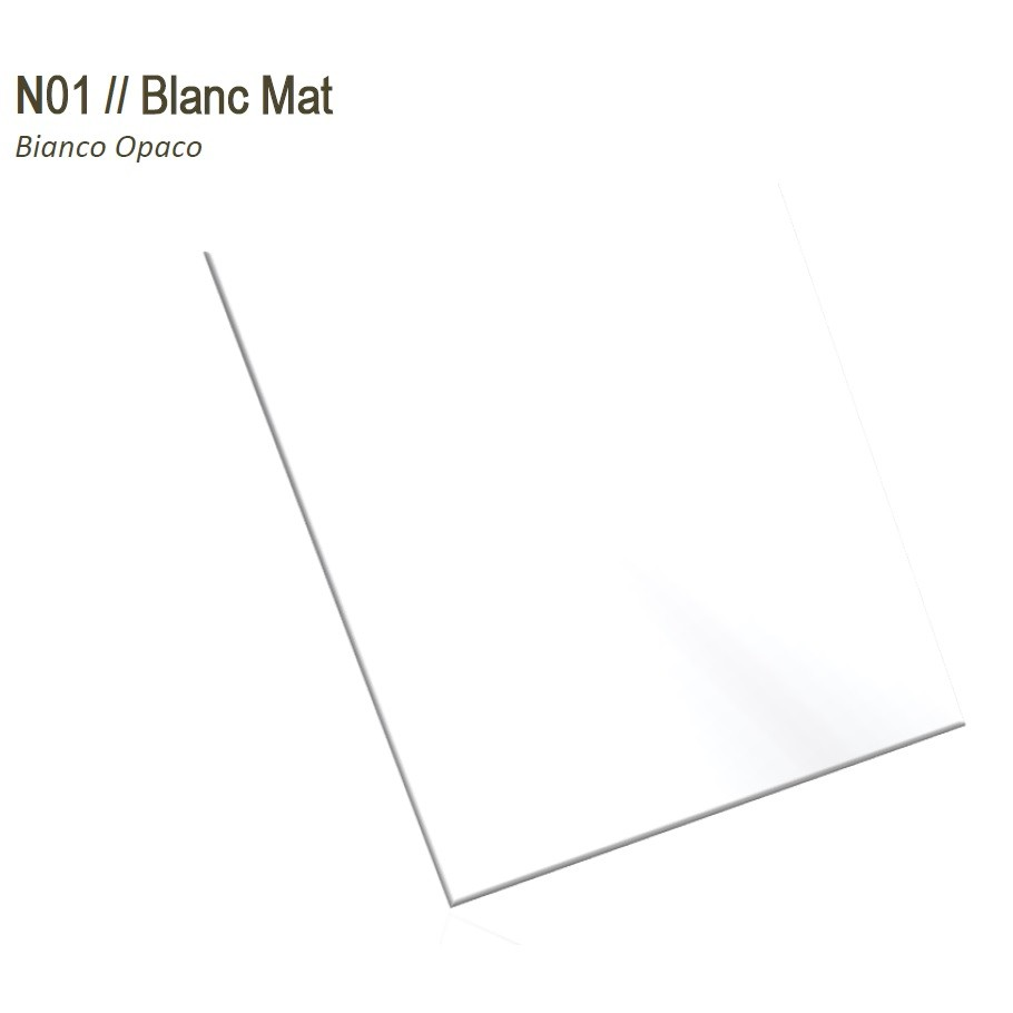 Blanc Mat N01