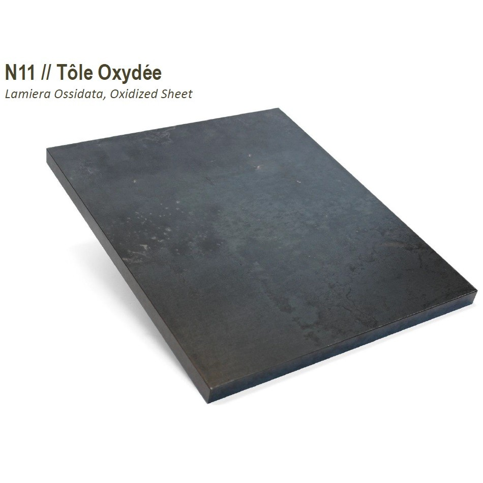 Tôle Oxydée Mat N11