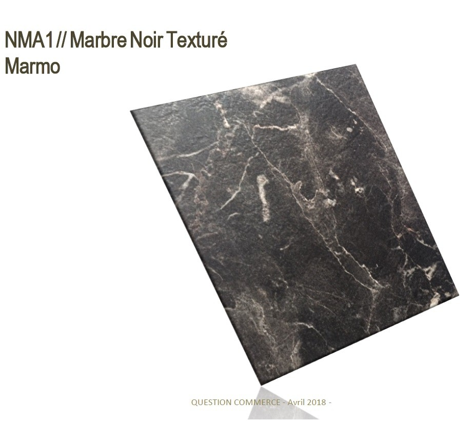 Marbre Foncé Texturé MA1