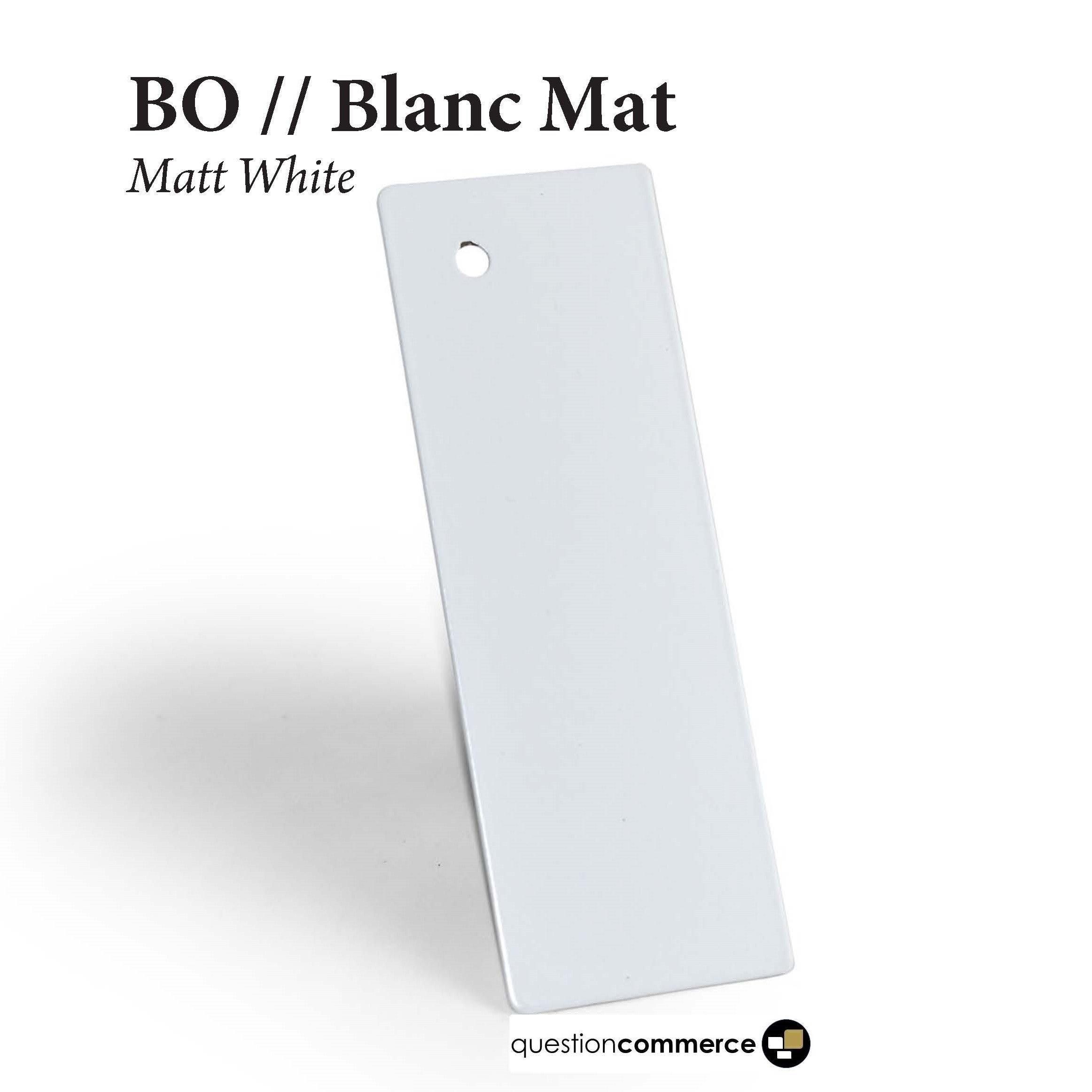 Epoxy Blanc Mat
