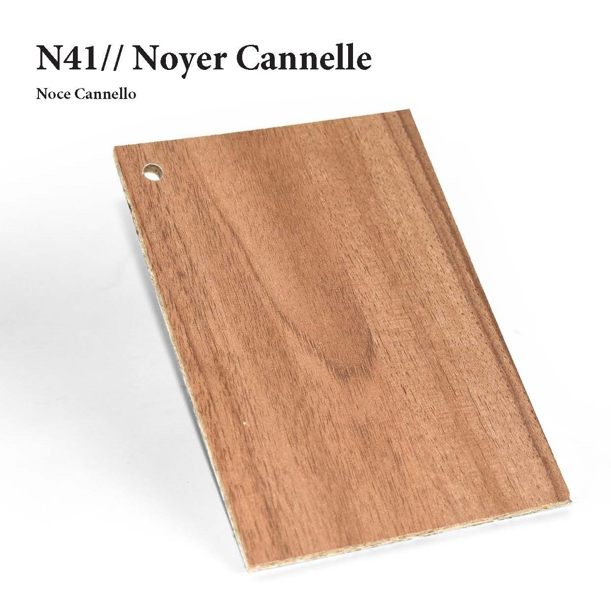 Noyer Cannelle N41